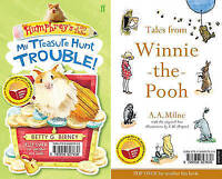 Tales from Winnie-the-Pooh/ Humphrey's Tiny Tales: My Treasure Hunt Trouble by A
