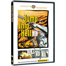 Jump Into Hell DVD 1955 Jack Sernas - Kurt Kasznar - Arnold Moss Peter Van Eyck