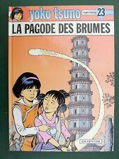 LELOUP Yoko Tsuno eo 23 La pagode des brumes