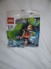 New Lego Galaxy Squad 30230 Sealed Polybag , Ages 6-12 , 28pcs