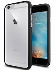 Spigen Coque iPhone 6 / 6s [Ultra Hybrid] Bumper Résistant, Transparent, An