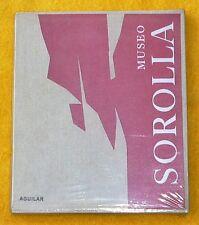 SOROLLA MUSEO - BERNARDINO DE PANTORBA - LIBRO FILM - AGUILAR