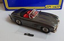 Mercedes 300 SL, graumet., SMTS CL18, 1:43