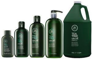 Paul Mitchell TeaTree Special Shampoo 2.5 oz, 10.14 oz, 16.9 oz, 33.8 oz, Gallon