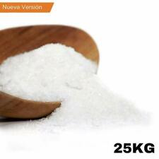 Sel d'Epsom 25 Kg, Source concentrée de Magnésium, Sel 100% Naturel. Bain et Soi