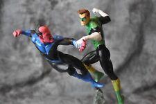 DC Direct Green Lantern vs Sinestro Full Size Statue Limited Edition DAMAGED