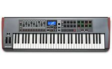 Novation Impulse 61 - USB Midi Keyboard DAW Controller