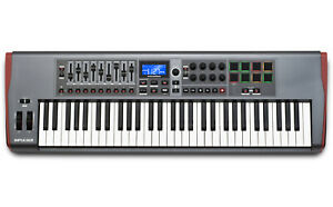 Novation Impulse 61 - USB Midi Keyboard DAW Controller