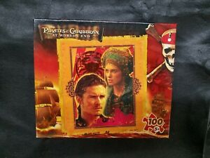 Pirates of the Caribbean At World's End 100 Pc Puzzle