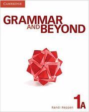 GRAMMAR AND BEYOND LEVEL 1 STUDENT'S BOOK A + ONLINE GRAMMAR WORKBOOK + WRITING