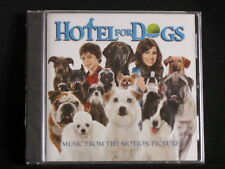 Hotel For Dogs. Film Soundtrack. Compact Disc. Brand New. 2009. Made In U.S.A.