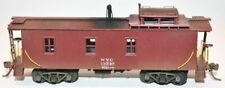 New York Central 13537 3 Window Caboose Car Roundhouse? HO Scale MR8.26