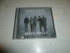 TAKE THAT - Never Forget - The Ultimate Collection - 2005 UK 17-Track CD album