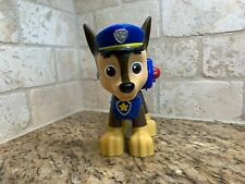"Nickelodeon Paw Patrol Chase Jumbo Action Pup Toy Figure  7"" Blue Pack"