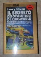LARRY NIVEN - IL SEGRETO DEI COSTRUTTORI DI RINGWORLD - 1995 NORD (AB)