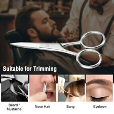 Mustache Scissors Beard Trimming Ear Grooming Eyebrow Nose Baby Hair Trim Baby
