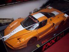 Ferrari FXX Enzo F70  Hot Wheels Elite Edition L7114 1/18 RARE- ORANGE