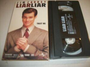 Liar Liar (VHS, 1997) Jim Carrey