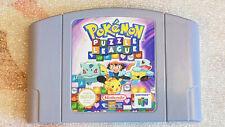 Pokemon Puzzle League  - jeu Nintendo 64 PAL / N64 / Spiel / Speel / game