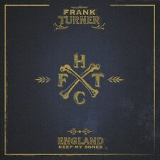 Frank Turner - England Keep My Bones NEW CD / DVD