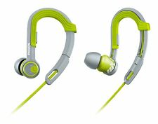 PHILIPS SHQ3300LF/00 ACTION FIT SPORTS IN-EAR HEADPHONES (LIME)+SWEAT PROOF