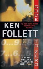 Code To Zero FICTION::Suspen Mass Market Follett, Ken