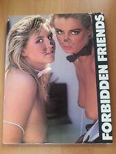 FORBIDDEN FRIENDS VISUALBOOK 1991 PRINTED IN ITALY  - BUSEN -Nudisten ,FKK