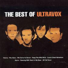 Ultravox - Best of Ultravox (Audio CD - 2003) Import NEW
