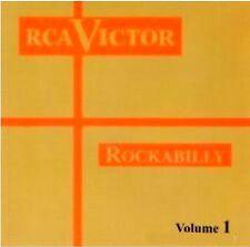 RCA VICTOR ROCKABILLY Volume 1 CD 1950s Rock 'n' Roll - 30 tracks Elvis Presley