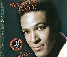 Soul Immortal Marvin Gaye Audio CD Used - Very Good