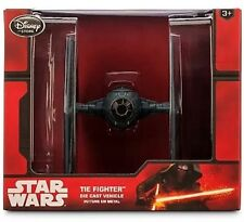 Disney Star Wars Die Cast Classic Imperial Tie Fighter Empire Vehicle Toy Nib
