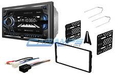 NEW SOUNDSTREAM BLUETOOTH CAR STEREO RADIO & AUX/USB INPUT NO CD PLYR W DASH KIT