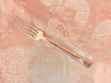 RODD  NEMESIA   Dinner  Fork   SILVER PLATE     VINTAGE