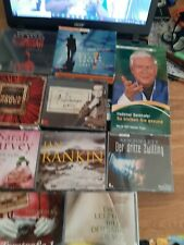 10x Hörbücher Krimi Lesung Bestseller