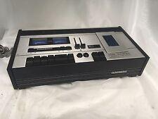 VTG Tandberg TCD 310 MkII Dual Capstan Cassette Tape Player Recorder. Free Shipp