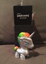 Kidrobot Adult Swim Blind Box Robot Unicorn Attack Mobile Game Vinyl Figure 1/48