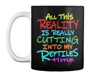Reality And Reptiles Gift Coffee Mug