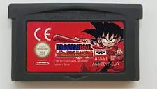 Dragon Ball: Advanced Adventure Cartridge Card Game Boy Advance GBA SP NDS NDSL