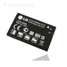 ORIGINAL battery for LG GM360, GS290 Cookie Fresh LGIP-430N 900mAh