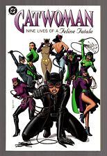 CATWOMAN: Nine Lives Of A Feline Fatale - DC Comics TPB Graphic Novel - Batman
