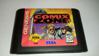 Comix Zone Sega Genesis Game Cart *NTSC-U*