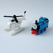 Mega Bloks Thomas Train Harold Helicopter Pull Apart Block Vehicles Characters