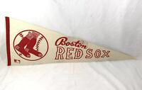 Boston Red Sox Souvenir Pennant Vintage 1969 copyright