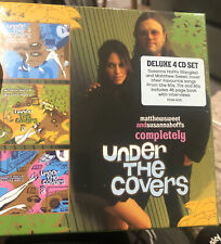 MATTHEW SWEET & SUSANNA HOFFS Completely Under The Covers 4CD Box Set New