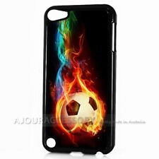 ( For iPod Touch 6 ) Back Case Cover AJ10930 Soccer Football