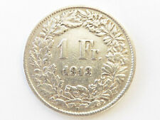 L380       SCHWEIZ 1,- Franken 1913