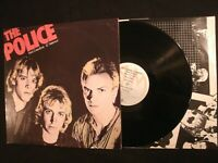 The Police ‎– Outlandos D'Amour - 1979 Vinyl 12'' Lp./ VG+/ Power Pop Rock AOR