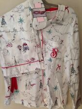 Victoria's Secret Holiday Shopping  Pajama Set New with Tags Large