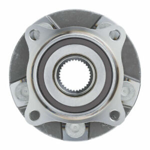 Wheel Bearing and Hub Assembly Rear AutoRound 512517 fits 15-17 Ford Mustang
