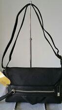 Vershe*  lovely small Milleni handbag, shoulder, Cross body,Black ,stylish, NWT